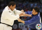 Rafael Silva (BRA), SungMin Kim (KOR) - Grand Slam Tokyo (2012, JPN) - © IJF Media Team, International Judo Federation