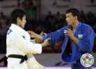Navruz Jurakobilov (UZB), Yuki Nishiyama (JPN) - IJF Grand Slam Moscow (2012, RUS) - © IJF Media Team, International Judo Federation