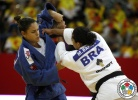 Mariana Barros (BRA), Katherine Campos (BRA) - IJF Grand Slam Rio de Janeiro (2012, BRA) - © IJF Media Team, International Judo Federation