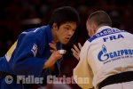 Shohei Ono (JPN) - Grand Slam Paris (2012, FRA) - © Christian Fidler