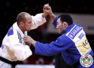 Nyam-Ochir Sainjargal (MGL), Christopher Voelk (GER) - Grand Slam Paris (2012, FRA) - © IJF Media Team, International Judo Federation