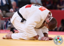 Travis Stevens (USA) - Olympic Games London (2012, GBR) - © IJF Media Team, International Judo Federation