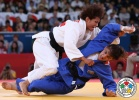 Kifayat Gasimova (AZE), Kaori Matsumoto (JPN) - Olympic Games London (2012, GBR) - © IJF Media Team, International Judo Federation