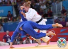 Alina Dumitru (ROU) - Olympic Games London (2012, GBR) - © IJF Media Team, International Judo Federation