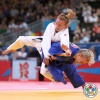 Éva Csernoviczki (HUN) - Olympic Games London (2012, GBR) - © IJF Media Team, International Judo Federation
