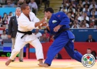 Sofiane Milous (FRA), Rishod Sobirov (UZB) - Olympic Games London (2012, GBR) - © IJF Media Team, International Judo Federation