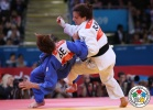 Andreea Chitu (ROU) - Olympic Games London (2012, GBR) - © IJF Media Team, IJF