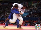 Priscilla Gneto (FRA), Ilse Heylen (BEL) - Olympic Games London (2012, GBR) - © IJF Media Team, IJF