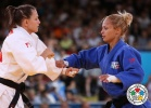 Rosalba Forciniti (ITA), Marie Muller (LUX) - Olympic Games London (2012, GBR) - © IJF Media Team, International Judo Federation