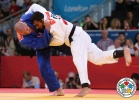 Milan Randl (SVK), Ilias Iliadis (GRE) - Olympic Games London (2012, GBR) - © IJF Media Team, IJF