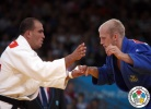 Dilshod Choriev (UZB), Marcus Nyman (SWE) - Olympic Games London (2012, GBR) - © IJF Media Team, International Judo Federation