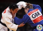 Edith Bosch (NED), Sally Conway (GBR) - Olympic Games London (2012, GBR) - © IJF Media Team, IJF