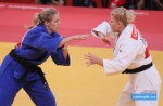 Gemma Gibbons (GBR), Kayla Harrison (USA) - Olympic Games London (2012, GBR) - © Mario Krvavac