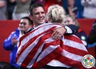 Jimmy Pedro (USA), Kayla Harrison (USA),  JUDO FOR ALL (IJF) - Olympic Games London (2012, GBR) - © IJF Media Team, International Judo Federation