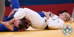 Kayla Harrison (USA),  SELF CONTROL (IJF) - Olympic Games London (2012, GBR) - © IJF Media Team, International Judo Federation