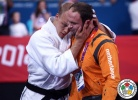 Henk Grol (NED), Maarten Arens (NED) - Olympic Games London (2012, GBR) - © IJF Media Team, International Judo Federation