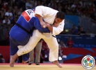 Rafael Silva (BRA), Thormodur Jonsson (ISL) - Olympic Games London (2012, GBR) - © IJF Media Team, International Judo Federation