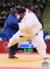 Teddy Riner (FRA), Facinet Keita (GUI) - Olympic Games London (2012, GBR) - © IJF Media Team, International Judo Federation