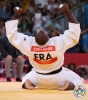 Teddy Riner (FRA),  SINCERITY (IJF) - Olympic Games London (2012, GBR) - © IJF Media Team, International Judo Federation