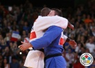 Teddy Riner (FRA), Alexander Mikhaylin (RUS),  RESPECT (IJF) - Olympic Games London (2012, GBR) - © IJF Media Team, IJF