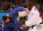 Teddy Riner (FRA), Alexander Mikhailin (RUS) - Olympic Games London (2012, GBR) - © IJF Media Team, International Judo Federation