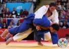 Rafael Silva (BRA), SungMin Kim (KOR) - Olympic Games London (2012, GBR) - © IJF Media Team, International Judo Federation