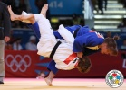 Hedvig Karakas (HUN) - Olympic Games London (2012, GBR) - © IJF Media Team, International Judo Federation