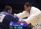 Rafael Silva (BRA), Matthieu Thorel (FRA) - World Team Championships Salvador de Bahia (2012, BRA) - © IJF Media Team, International Judo Federation
