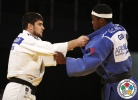 Khaibula Magomedov (RUS), Philip Awiti-Alcaraz (GBR) - European Open Bucharest (2013, ROU) - © IJF Media Team, International Judo Federation