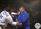 Daniel Natea (ROU), Angel Parra (ESP) - European Open Bucharest (2013, ROU) - © IJF Media Team, International Judo Federation