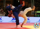 Kathrin Frey (SUI), Flavio Orlik (SUI) - Grand Prix Abu Dhabi (2013, UAE) - © IJF Media Team, International Judo Federation
