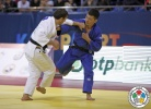 Yakub Shamilov (RUS), Batgerel Battsetseg (MGL) - Grand Prix Almaty (2013, KAZ) - © IJF Media Team, International Judo Federation