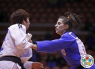 Yoo-Mi Cha (KOR), Jovana Rogic (SRB) - Grand Prix Jeju (2013, KOR) - © IJF Media Team, International Judo Federation
