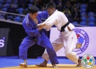 Won Jin Kim (KOR), Ming Yen Tsai (TPE) - Grand Prix Jeju (2013, KOR) - © IJF Media Team, International Judo Federation