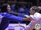 Eun-Young Jang (KOR), Sally Conway (GBR) - Grand Prix Jeju (2013, KOR) - © IJF Media Team, IJF