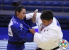 Sisi Ma (CHN), Ksenia Chibisova (RUS) - Grand Prix Qingdao (2013, CHN) - © IJF Media Team, International Judo Federation