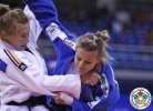 Martyna Trajdos (GER), Ana Carla Grincevicus (BRA) - Grand Prix Qingdao (2013, CHN) - © IJF Media Team, International Judo Federation