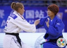 Martyna Trajdos (GER), Jie Li (CHN) - Grand Prix Qingdao (2013, CHN) - © IJF Media Team, International Judo Federation