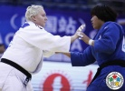 Jasmin Kuelbs (GER), Li Yang (CHN) - Grand Prix Qingdao (2013, CHN) - © IJF Media Team, International Judo Federation