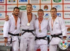 Karl-Richard Frey (GER), Michal Horák (CZE), Flavio Orlik (SUI), Martin Pacek (SWE) - Grand Prix Rijeka (2013, CRO) - © IJF Media Team, International Judo Federation