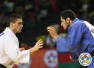 Adlan Bisultanov (RUS), Elmar Gasimov (AZE) - Grand Prix Samsun (2013, TUR) - © IJF Media Team, International Judo Federation