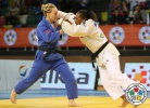 Assmaa Niang (MAR), Sally Conway (GBR) - Grand Prix Samsun (2013, TUR) - © IJF Media Team, IJF