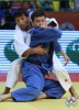 Mirzahid Farmonov (UZB), Batgerel Battsetseg (MGL) - Grand Prix Tashkent (2013, UZB) - © IJF Media Team, International Judo Federation