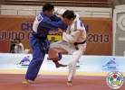 Joo-Jin Kim (KOR), Dastan Ykybayev (KAZ) - Grand Prix Ulaanbaatar (2013, MGL) - © IJF Media Team, International Judo Federation