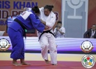 Giovanna Blanco (VEN), Tserenkhand Dorjgotov (MGL) - Grand Prix Ulaanbaatar (2013, MGL) - © IJF Media Team, International Judo Federation
