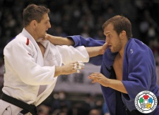 Lukas Krpálek (CZE), Martin Pacek (SWE) - Grand Slam Tokyo (2013, JPN) - © IJF Media Team, International Judo Federation