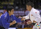 Amartuvshin Dashdavaa (MGL), Ming Yen Tsai (TPE) - Grand Slam Tokyo (2013, JPN) - © IJF Media Team, International Judo Federation
