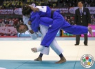 Erika Miranda (BRA) - Grand Slam Tokyo (2013, JPN) - © IJF Media Team, International Judo Federation