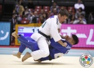Matjaz Trbovc (SLO), Kin Ting Yu (HKG) - Grand Slam Tokyo (2013, JPN) - © IJF Media Team, International Judo Federation