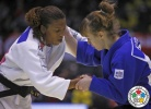 Rafaela Silva (BRA), Tatiana Khomentovskaia (RUS) - Grand Slam Tokyo (2013, JPN) - © IJF Media Team, International Judo Federation